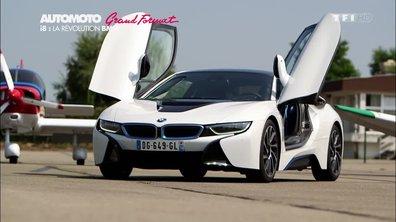 Grand Format : BMW i8, la révolution hybride sportive ?
