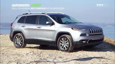 Essai Vidéo : le nouveau Jeep Cherokee 2014