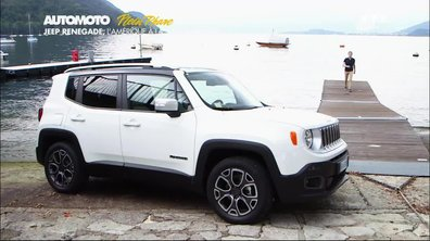 "Plein Phare : Renegade, le ""baby"" Jeep"