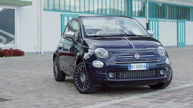 Essai Vidéo : La Fiat 500 Riva, une citadine très stylée !