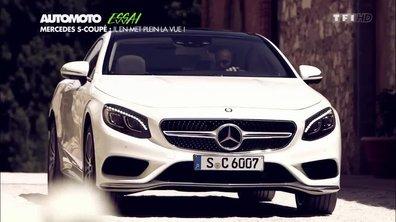 Essai Vidéo : Mercedes-Benz Classe S Coupé 2014, la nouvelle étoile !