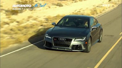 No Limit : Audi RS7 Sportback, missile 4 étoiles