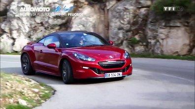 No Limit : Peugeot RCZ R et ses 270 ch