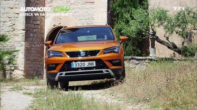 Essai Vidéo : SEAT Ateca, le SUV d'une nouvelle ère ?