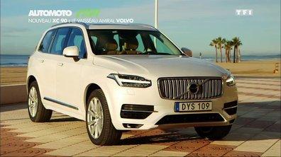 Essai Vidéo : Le nouveau Volvo XC90