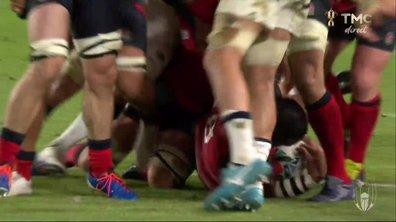 Angleterre - USA (14 - 0) : Voir l'essai de Vunipola en vidéo