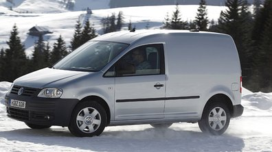 Essai : Volkswagen Caddy Life 4 Motion
