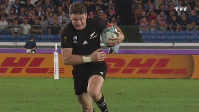 Nouvelle-Zélande : Tous les essais des All Blacks au premier tour