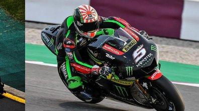 Ocon marque des points en F1, Zarco marque les esprits en MotoGP