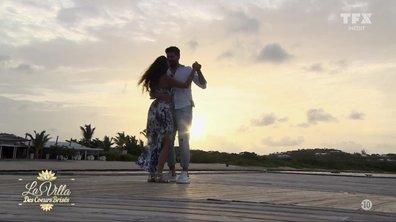 « ÉTAPE FINALE » - Manue et Antonin se retrouvent pour une « première danse»