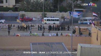 États-Unis - Iran : la crainte de l'engrenage