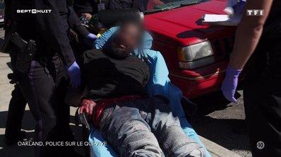 États-Unis : police sur le qui-vive à Oakland