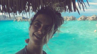 Quand je serai grande je te tuerai : Laëtitia Milot remercie ses fans depuis Bora Bora