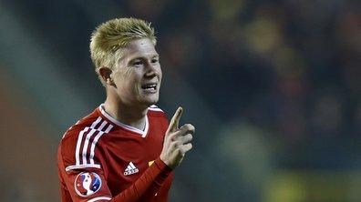 Manchester City : De Bruyne bien présent face au PSG