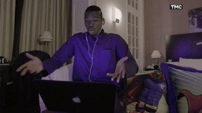 Au coeur des Bleus : le rap de Pogba en mode freestyle !