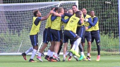 Au coeur des Bleus : les Français à l'entraînement durant l'Euro