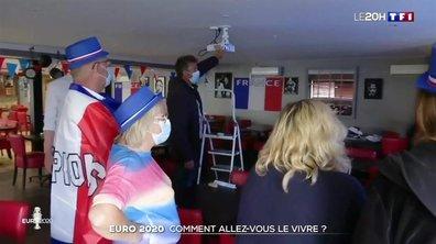Euro 2020 : la France dans les starting-blocks pour supporter les Bleus
