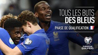 Equipe de France : Tous les buts des Bleus lors des Qualifications de l'Euro 2020