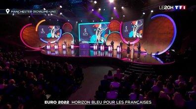 Euro de foot féminin 2022 : contre qui joueront les Bleues ?