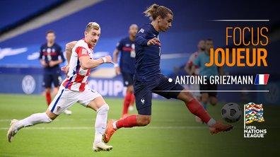 France - Croatie : Voir le match de Griezmann en vidéo