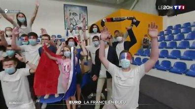 Euro : la France en Bleu