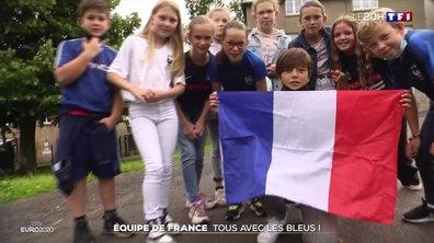 Euro : la France vibre pour les Bleus