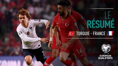 Turquie - France : Voir le résumé du match en vidéo