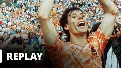Pays-Bas - URSS : Revoir la finale de l'Euro 1988