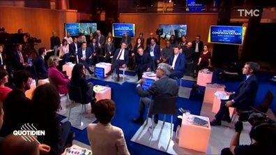 """Européennes : le Top 5 du débat de la """"Grande confrontation"""""""
