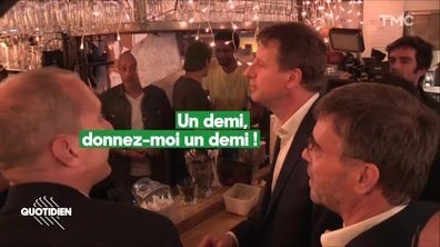 Européennes : les Verts célèbrent une victoire historique