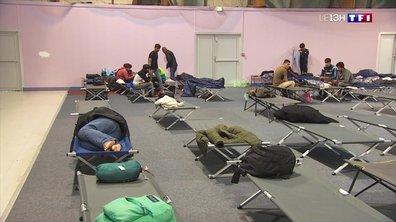 Evacuation de migrants en Seine-Saint-Denis : exaspération après la réquisition du gymnase de Vaujours