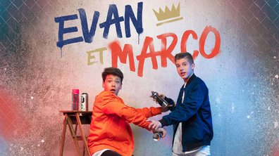 Evan & Marco : Leur premier album disponible dès aujourd'hui !