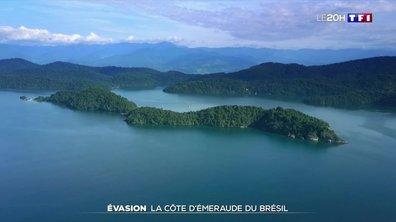 Évasion : à la découverte de la côte d'émeraude du Brésil