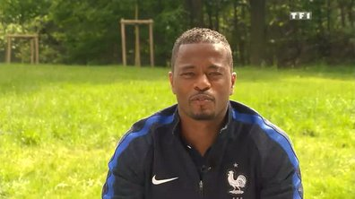 """Patrice Evra : """"Faire plaisir aux Français"""""""