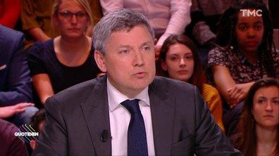 """Ex-espion russe empoisonné : """"C'est une provocation, nous nions en bloc"""", assure le n°2 de l'ambassade de Russie"""