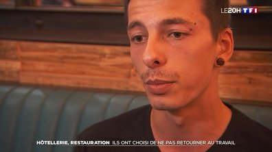Ex-salariés de l'hôtellerie-restauration, ils ont changé de vie avec la crise sanitaire