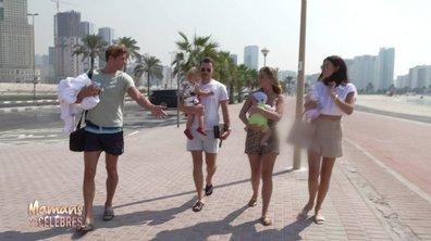 En vacances à Dubaï, Hillary retrouve Martika