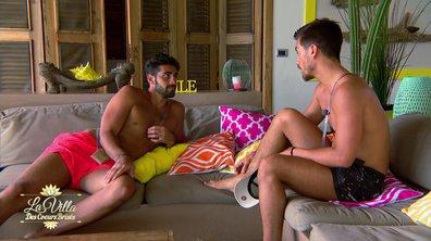 Exclu - Episode 21 : Virgil a des doutes sur sa relation avec Cloé !🙁