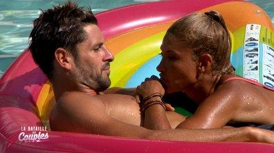 EXCLU EPISODE 30 - Mélanie et Vincent baignent dans l'amour