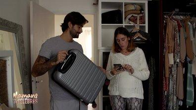 EXCLU - Jesta et Benoît préparent leurs valises pour la Corse