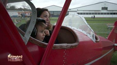 Lyam rêve à bord d'avions de collection