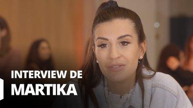 EXCLU - Martika : « Je connaissais vraiment rien aux bébés »