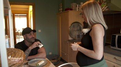 EXCLU - Stéphanie et Eric préparent l'arrivée de Charlize