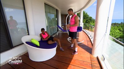 REPLAY - La Bataille des Couples : Wafa et Oliver sont indestructibles (Episode 17)