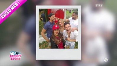 EXCLU – Secret Story 11 : découvrez les selfies des Habitants avec le téléphone rouge !