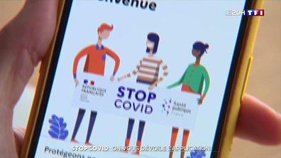 Exclusif : on vous dévoile l'application StopCovid