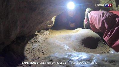 Expérience : une nuit à 100 mètres sous terre dans les gorges du Tarn