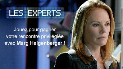Jouez sur TF1.fr et gagnez votre rencontre privilégiée avec Marg Helgenberger !