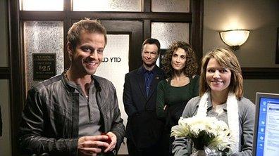 Les Experts Manhattan saison 8 : une scène coupée entre Lindsay et Danny