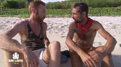 Explications entre Sébastien et Maxime ! (VIDEO)